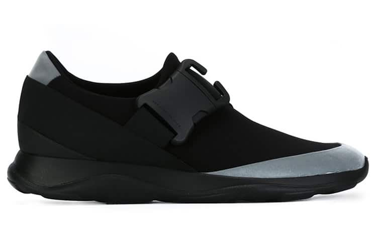 Christopher Kane Safety Buckle Neoprene Sneaker