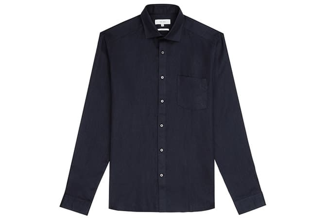 Reiss Made To Measure Shirt