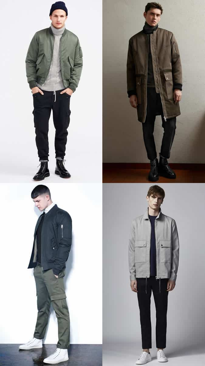 Trends fashion fall men photo