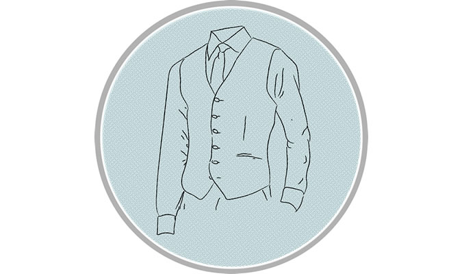 How To Button a Waistcoat