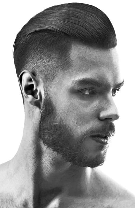 32 of the best pompadour hairstyles fashionbeans