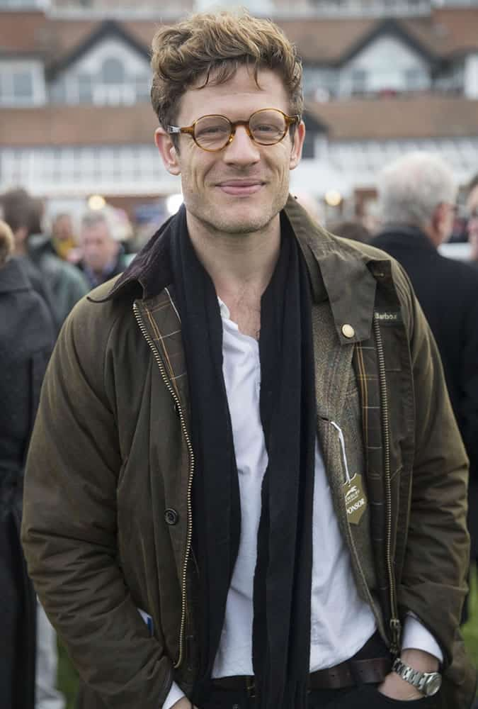 James Norton English Country Gent Outfit