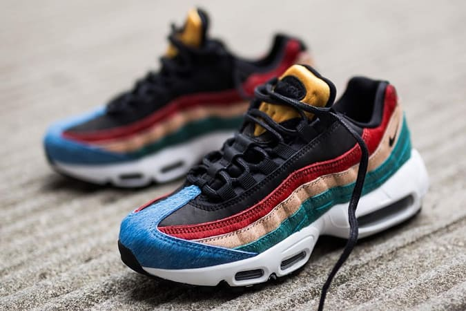 Nike Air Max 95 W Multi Pony