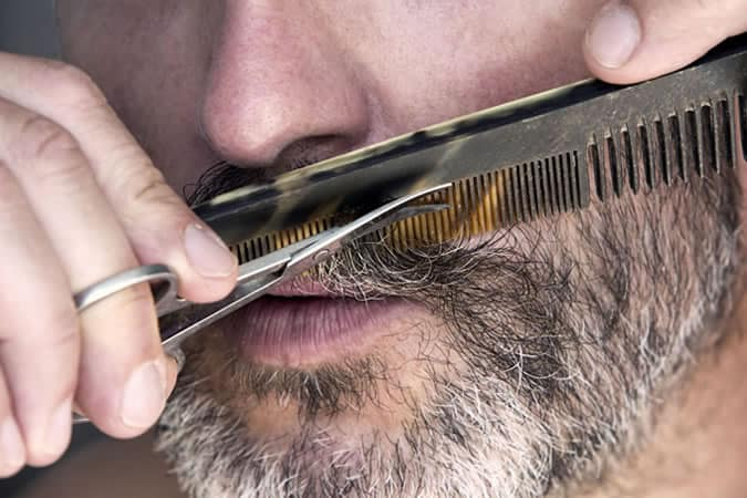 The 6 Biggest Facial Hair Mistakes