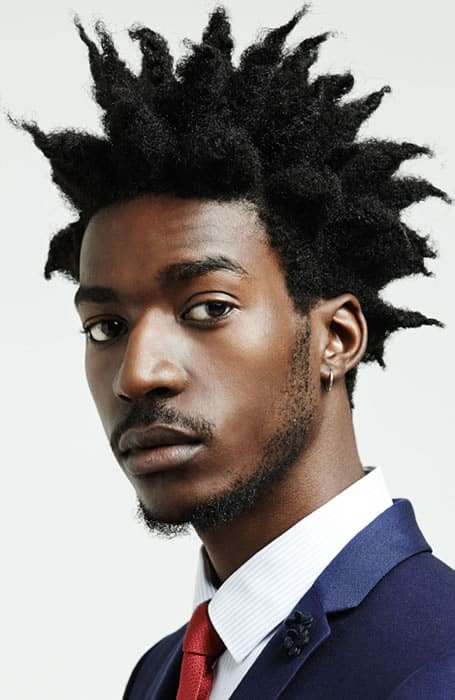 50 Of The Coolest Men's Black & Afro Hairstyles | FashionBeans
