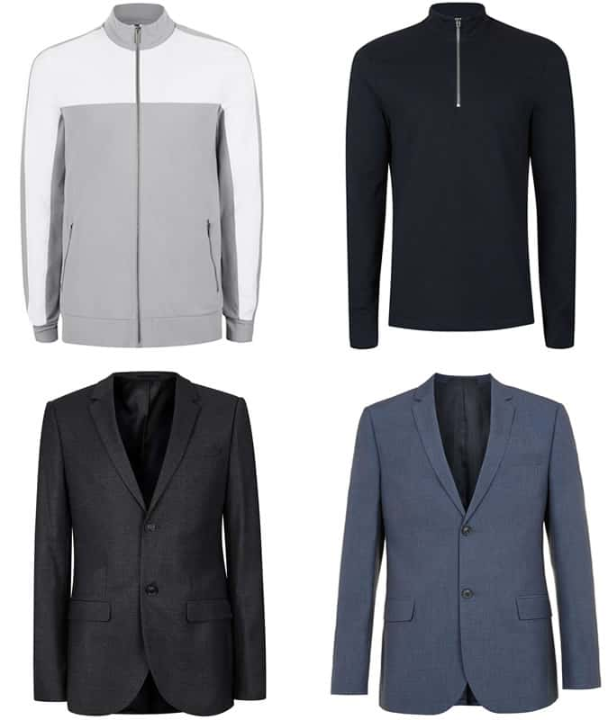 Topman Track Tops and Suits
