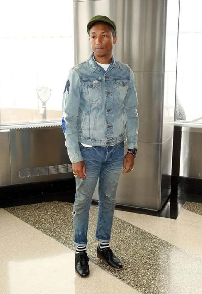 Pharrell Williams Style Lookbook