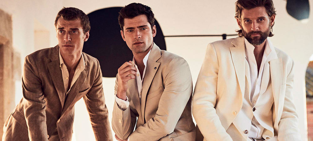 Massimo Dutti Own Your Style Spring/Summer 2017 Men's Lookbook