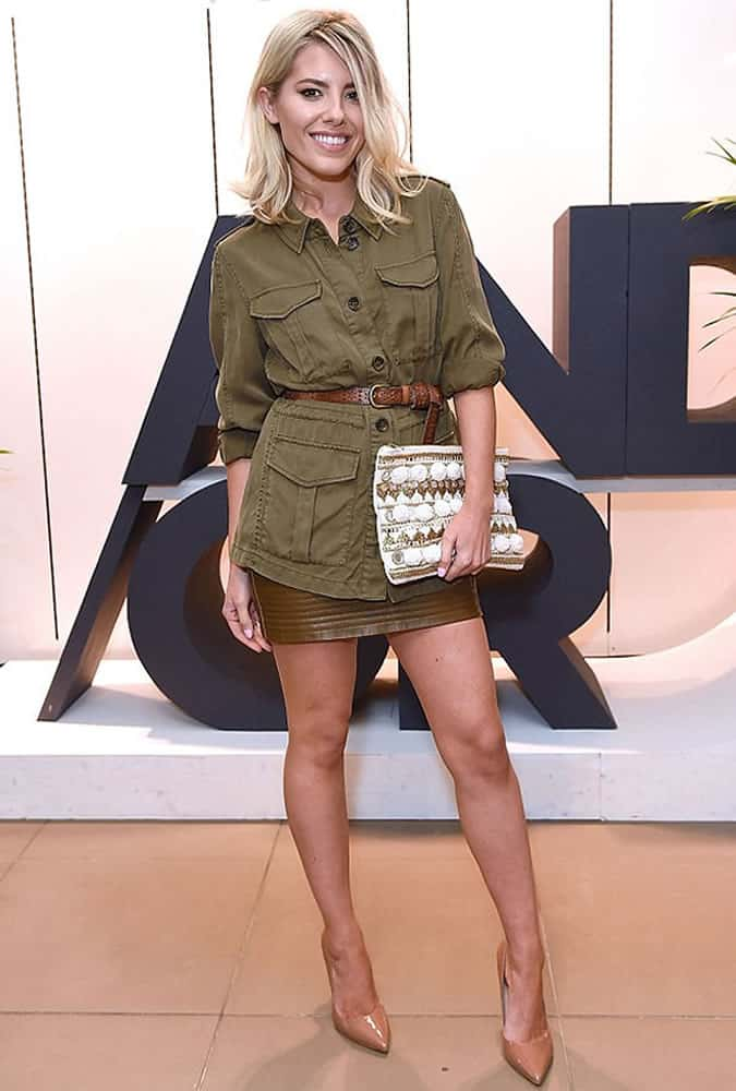 The Hottest Women Of The Week - Mollie King