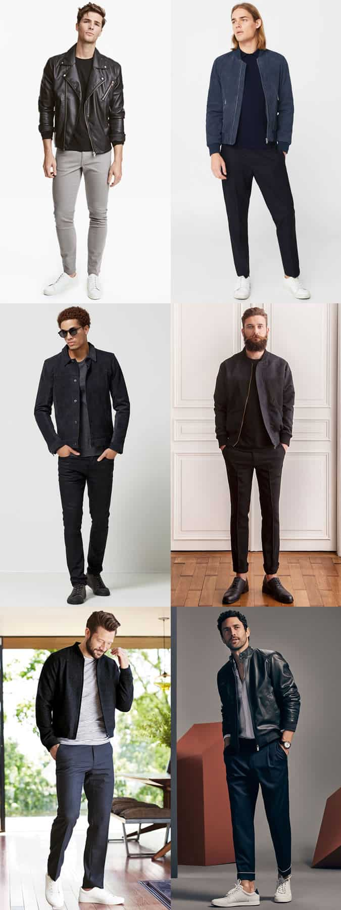 Men's Nightclub Outfit Inspiration Lookbook