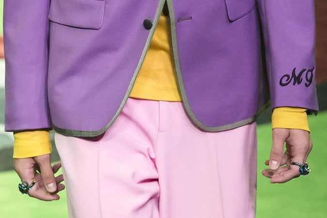 Men's Spring/Summer 2017 Fashion Trend - Head-To-Toe Pastels