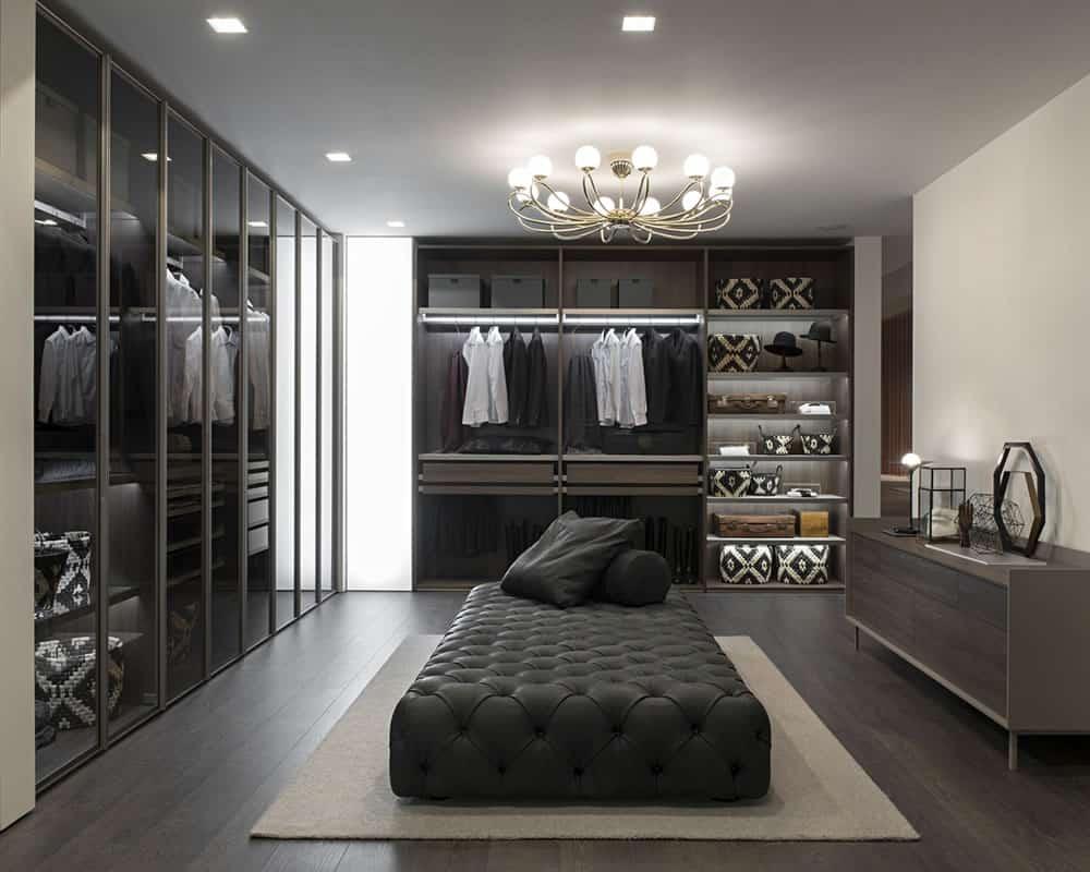 Closet Inspiration Clothing Storage