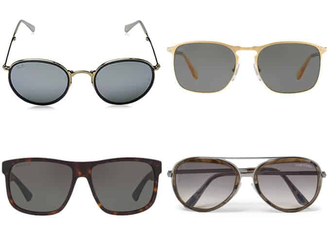 Men's Sunglasses For Oval Face Shapes