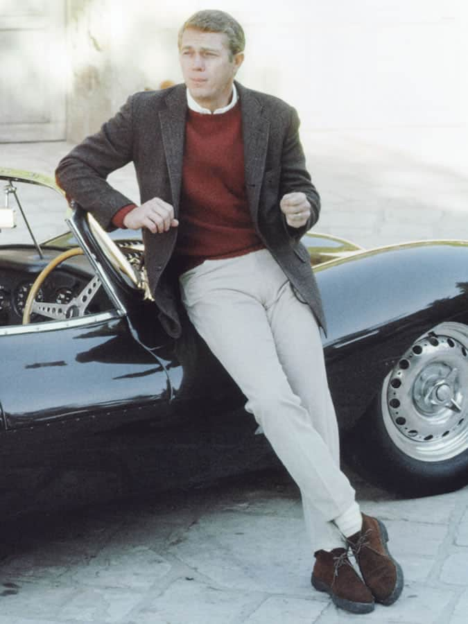 Steve Mcqueen S Style 20 Of His Most Stylish Moments