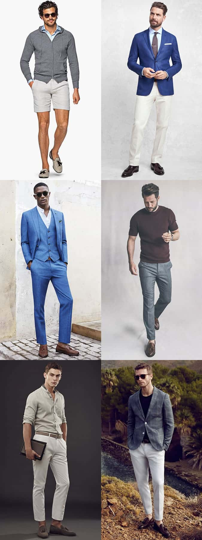 What Mens Shoes To Wear With What Pants