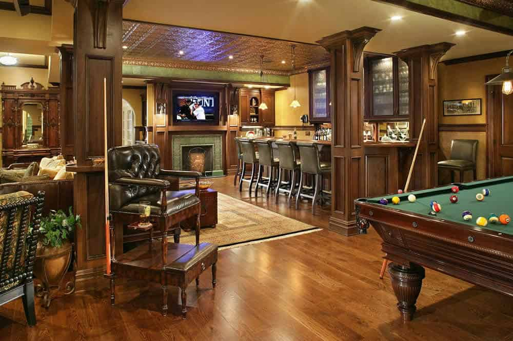 The Coolest Man Caves On Earth