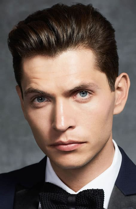 20 Of The Best Widow S Peak Hairstyles For Men Fashionbeans