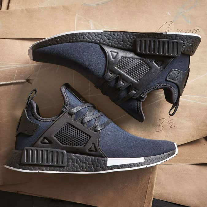 Adidas x Henry Poole Men's NMD XR1 and NMD R2 Sneakers