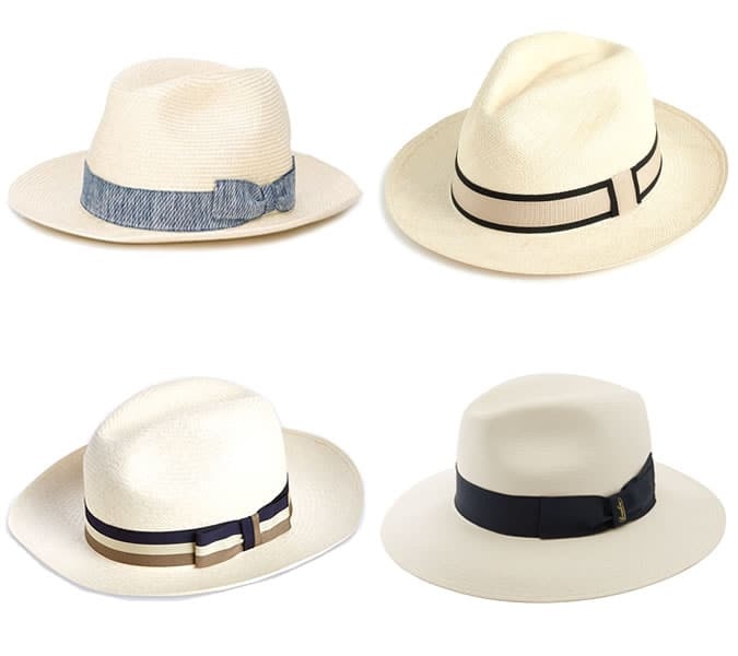 best Panama hats for men
