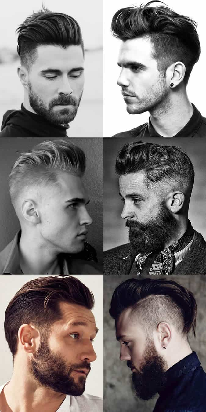 The Pompadour Haircut What It Is How To Style It Fashionbeans