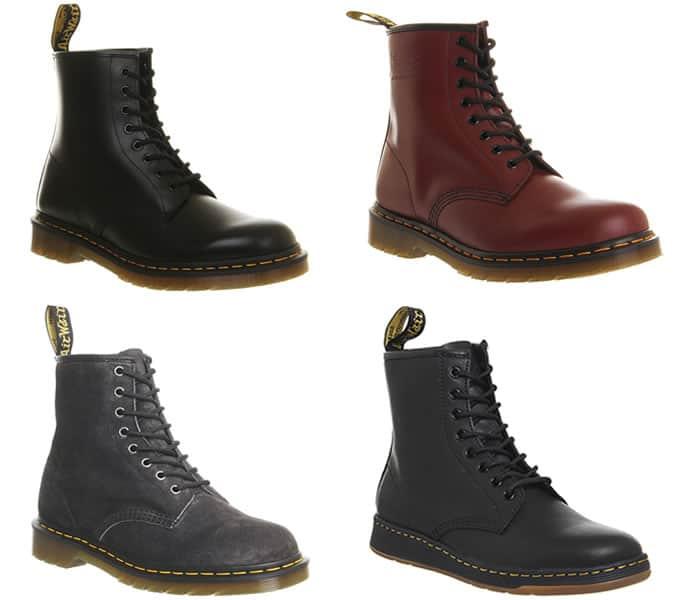 Dr Martens 8-Eyelet Boots