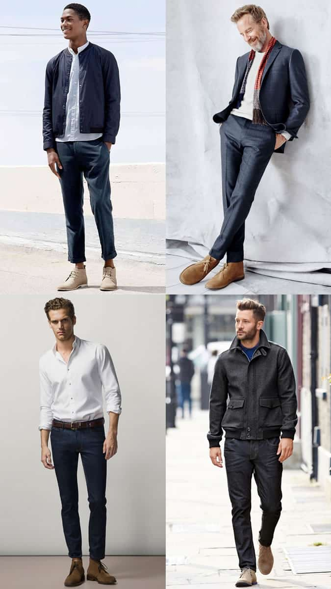 How to wear chukka boots and desert boots