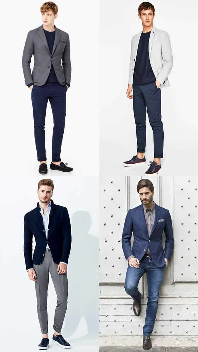Mens Smart Fashion
