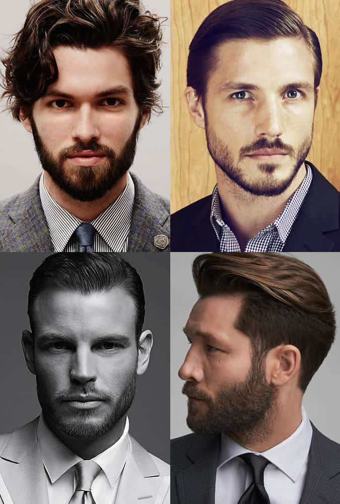 5 Beard Styles You Need To Know In 2018 | FashionBeans