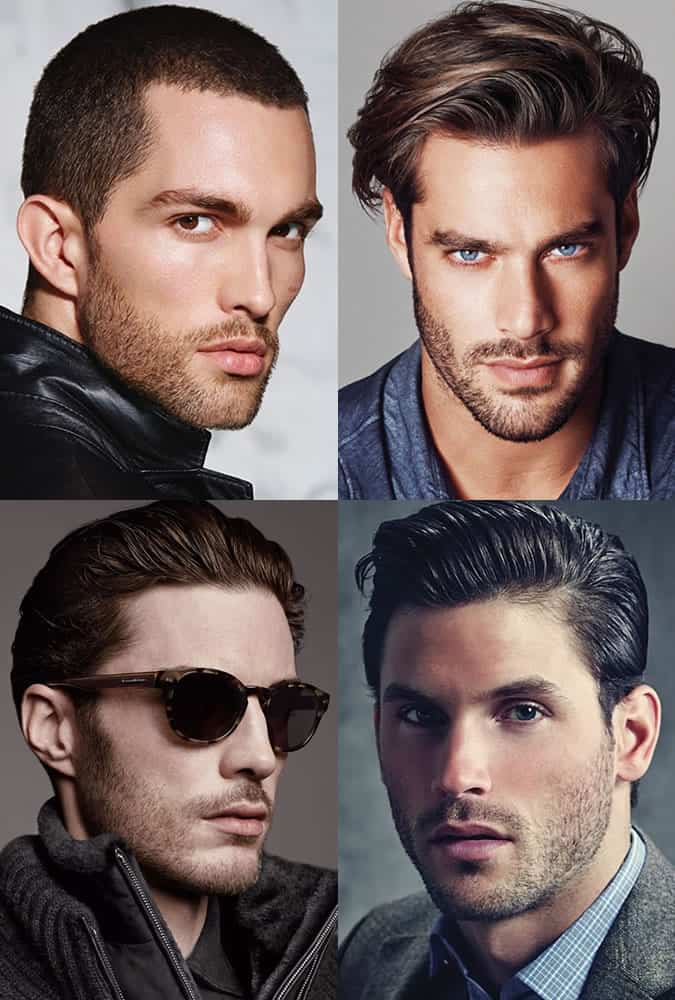 The best men's stubble beard/facial hair styles