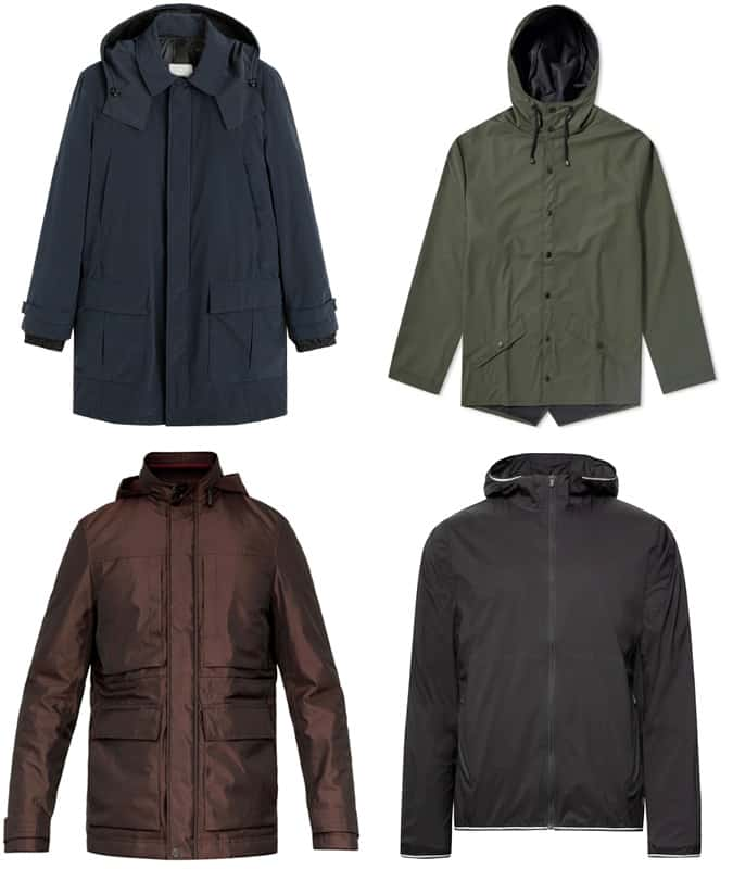 the best waterproof outerwear for men