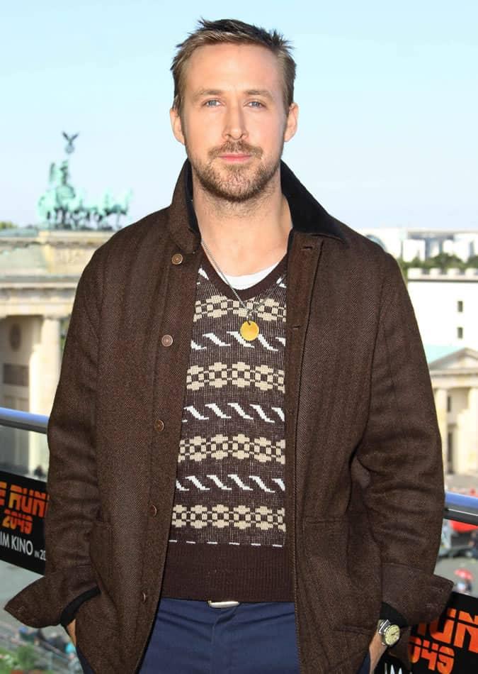 Ryan Gosling fashion - fall style