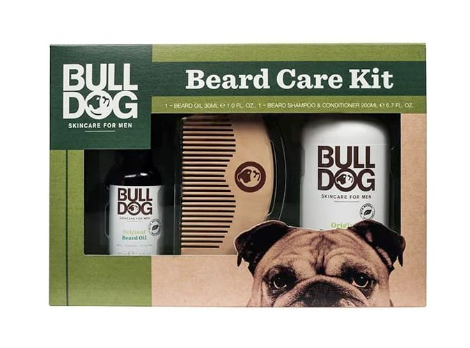 Bulldog Original Beard Care Gift Set