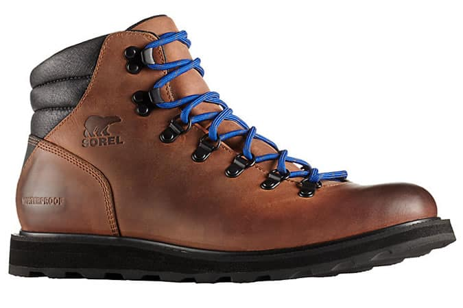 Sorel Madson Leather Men's Hiking Boots