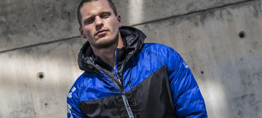 Superdry Sport's New AW17 Collection Is Now Available At JD Sports