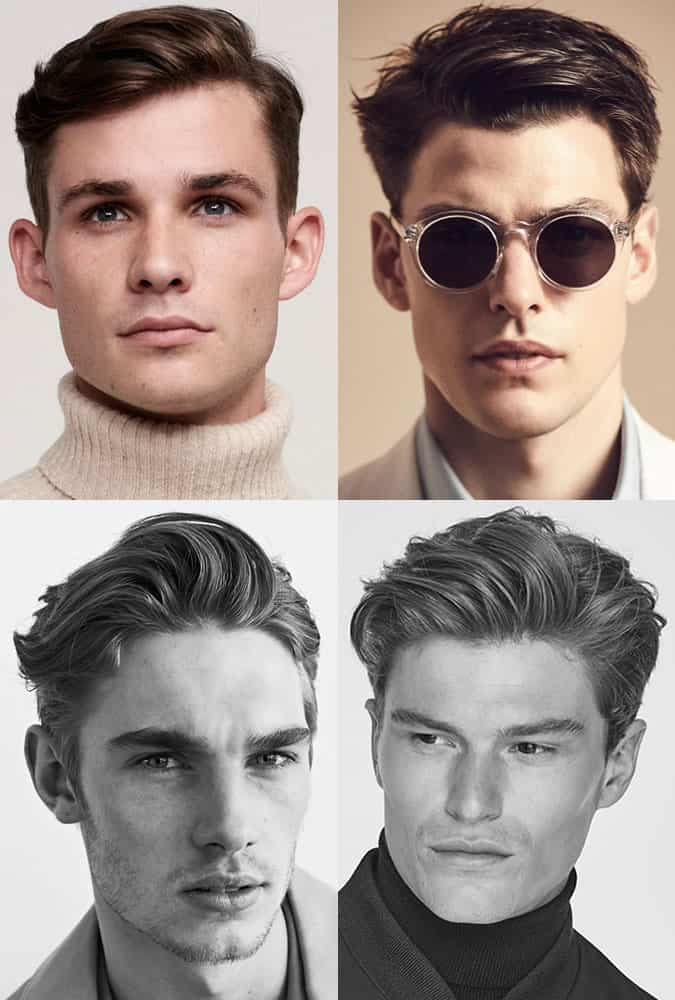 The Classic Quiff Hairstyle for men