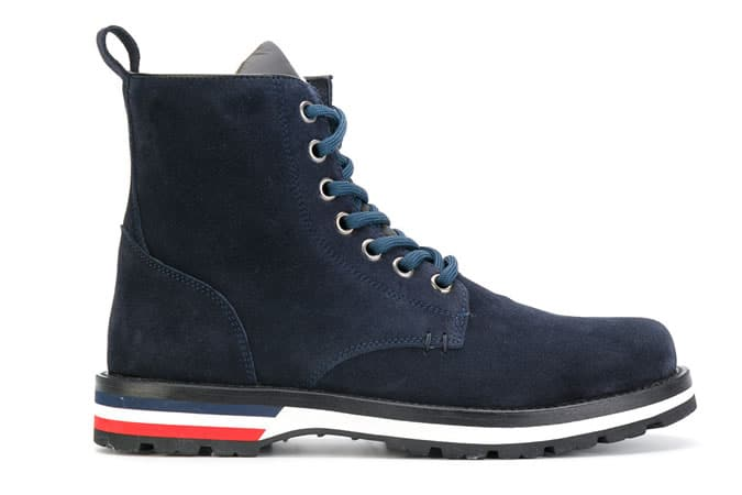 Moncler work boots