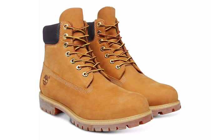 Timberland work boots