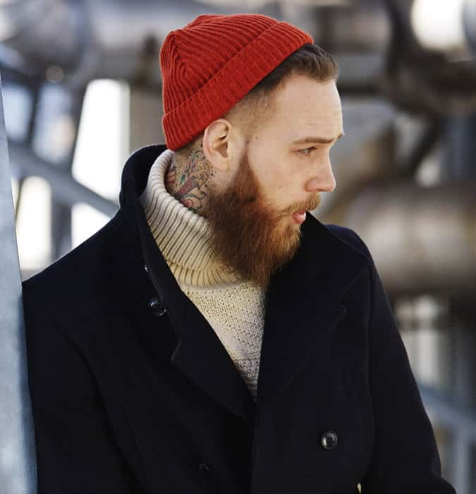 How To Wear A Beanie Without Looking Like An Idiot Fashionbeans