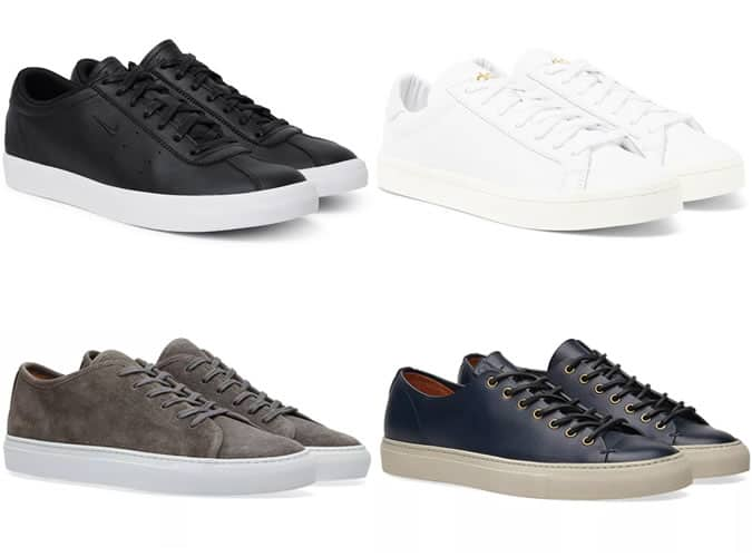 The Best Trainers To Wear Office