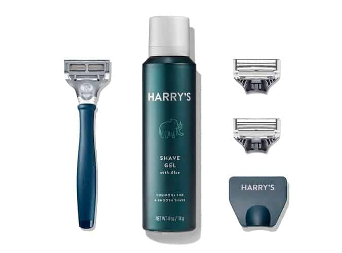 Harry's shaving subscription