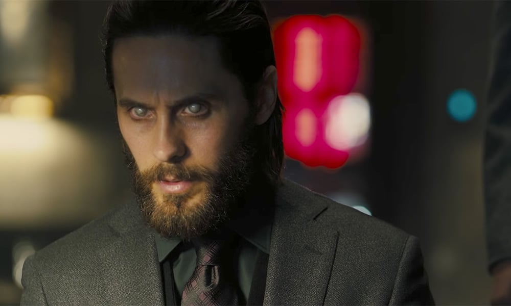 Jared Leto In Blade Runner 2049