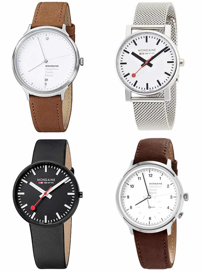 Cheap Mondaine Watches for men