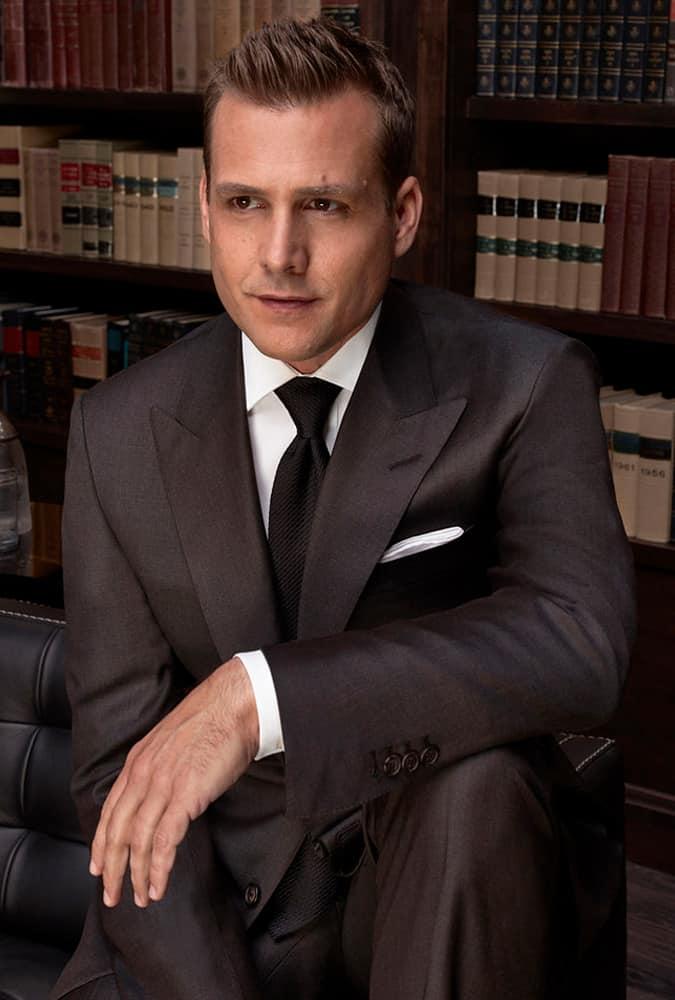 Harvey Specter How To Dress Like The Sharpest Man On Tv Fashionbeans