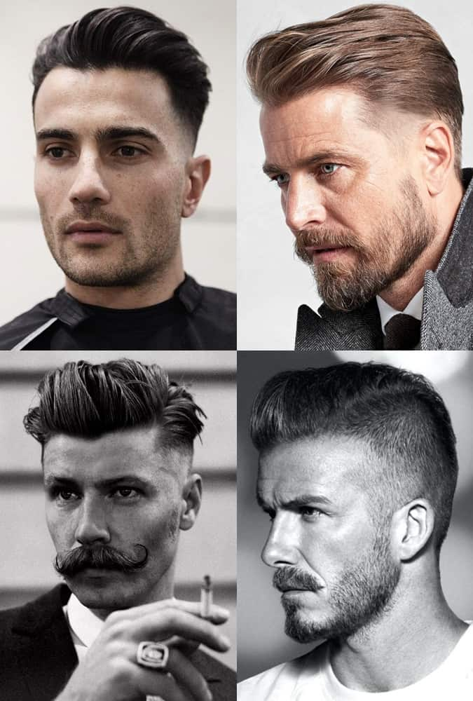 The Best Mens Taper Haircuts As Recommended By Barbers Fashionbeans