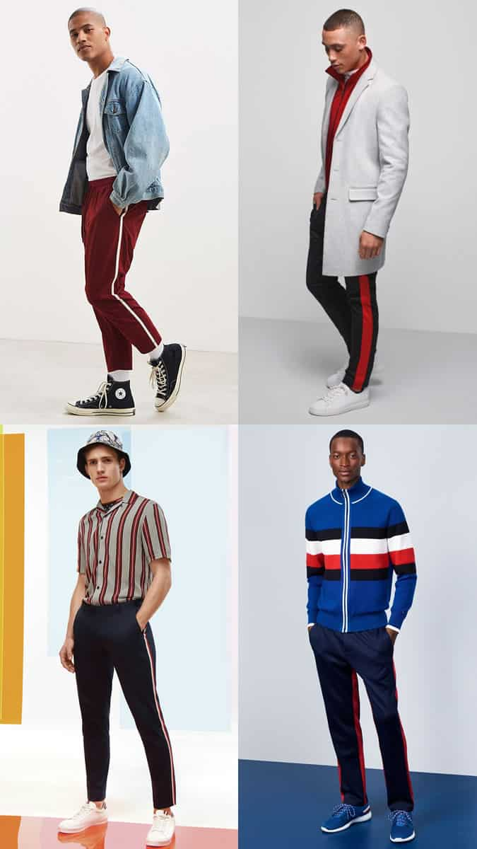 80s sportswear trend for men