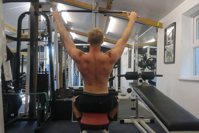 The best back exercises for men -