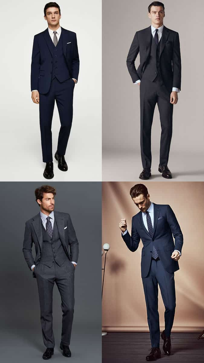 Lounge Suits For The Boardroom