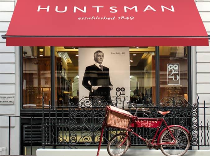 Huntsman Savile Row
