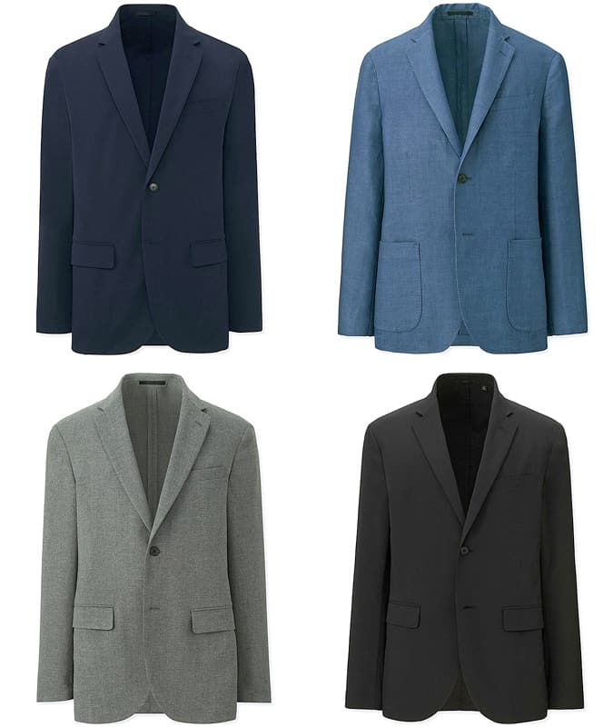 04f8241a1f0c It s the essence of a sports jacket updated for the modern world. Which is  what Uniqlo does best.