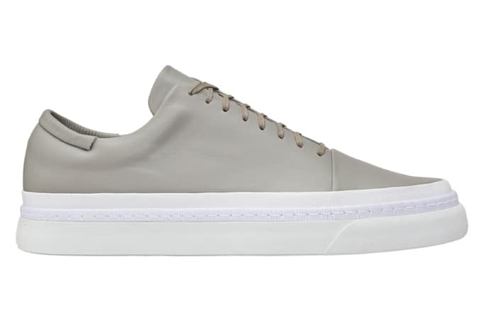 Auxillary Infra Leather Trainers